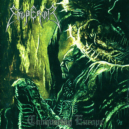 Emperor - Conquering Europe - Live at the Baroeg, Rotterdam 12/10/97 CD