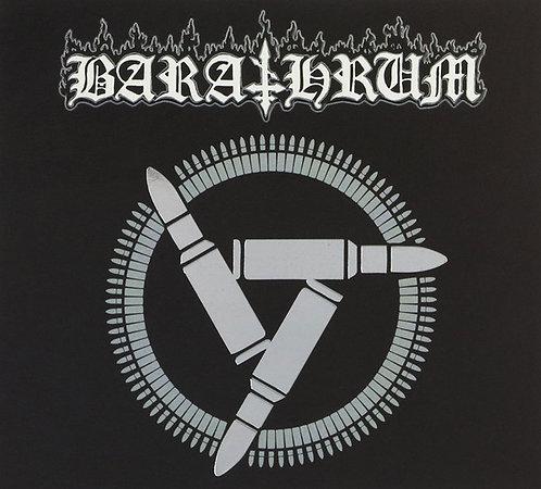 Barathrum - Jetblack Warmetal Digi-CD