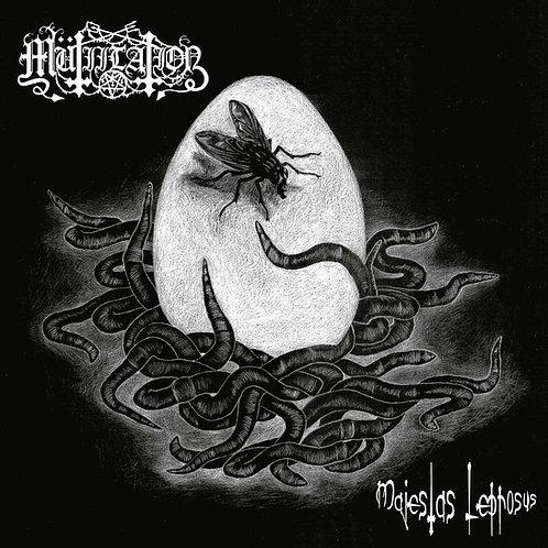 Mütiilation - Majestas Leprosus DIGI-CD