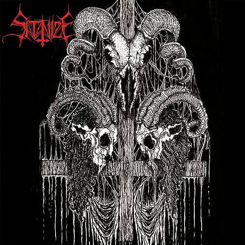 Satanize - Demolition Ritual CD