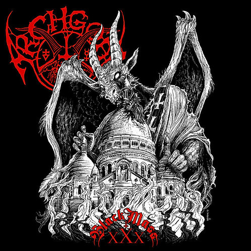 Archgoat - Black Mass XXX DIGI-CD