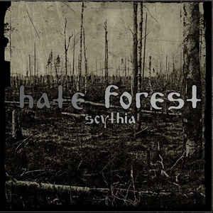 Hate Forest - Scythia LP (Milky Clear Vinyl)