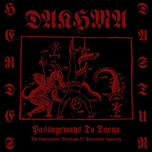 Dakhma – Passageways To Daena Digi-CD