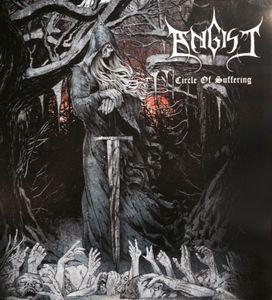 Angist – Circle Of Suffering LP (Grey Vinyl)