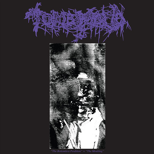 Tomb Mold ‎– The Bottomless Perdition + The Moulting LP (Clear Vinyl)