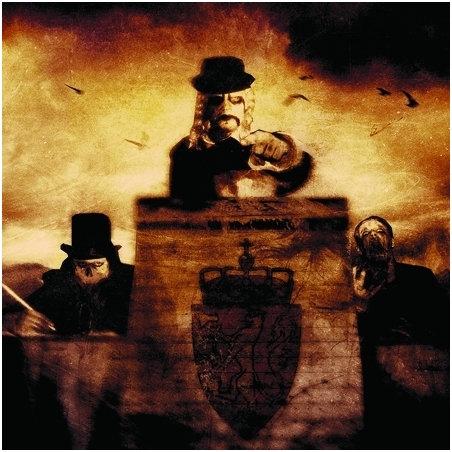 Slagmaur - Domfeldt LP (Black Vinyl)