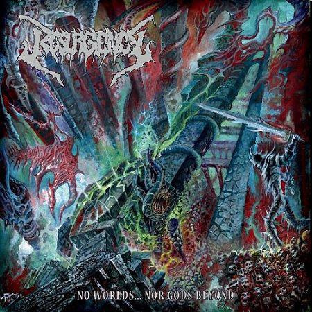 Resurgency – No Worlds... Nor Gods Beyond CD