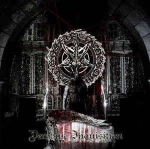 Nazarene Decomposing - Demonic Inquisition CD