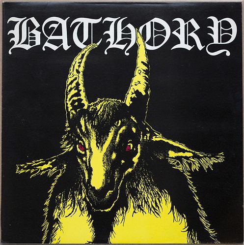 Bathory - Bathory (Yellow Goat) LP