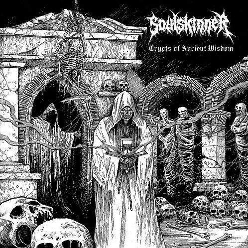 Soulskinner - Crypts Of Ancient Wisdom LP