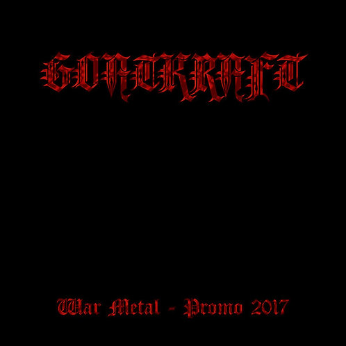 Goatkraft - War Metal - Promo 2017 TAPE