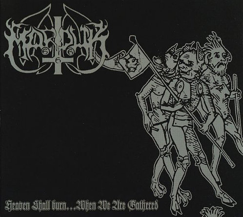 Marduk - Heaven Shall Burn LP