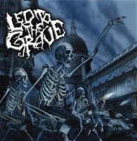 Led To The Grave ‎– Led To The Grave CD