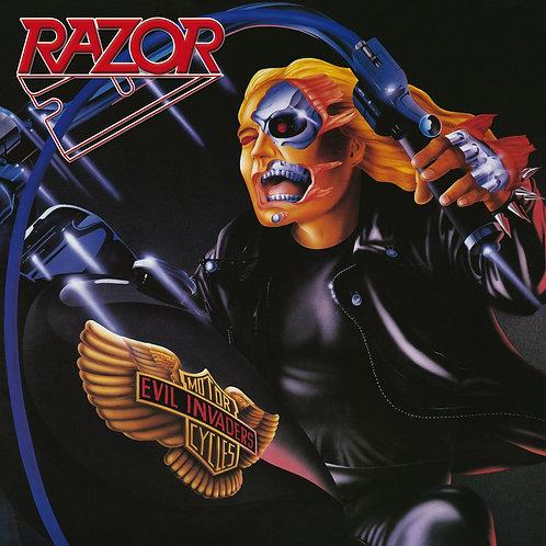 Razor - Evil Invaders LP