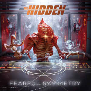 The Hidden ‎– Fearful Symmetry LP