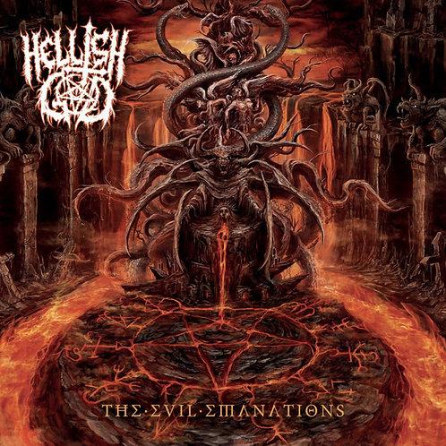 Hellish God – The Evil Emanations CD