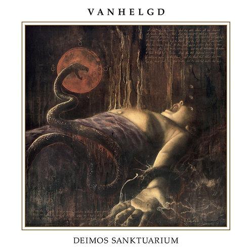 Vanhelgd - Deimos Sanktuarium LP (White Vinyl)