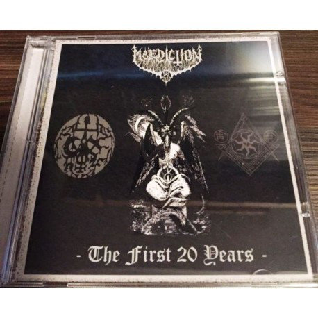 Malediction - The First 20 Years CD