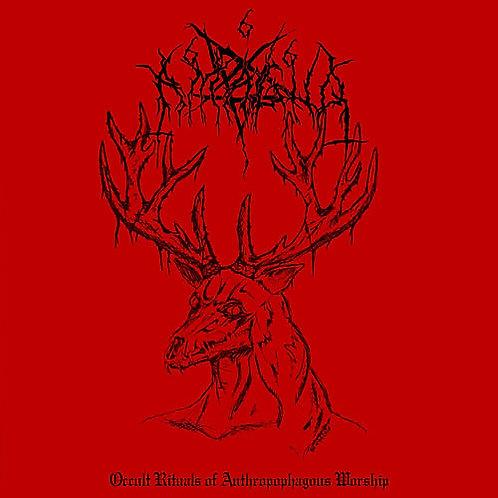 Amaguq – Occult Rituals of Anthropophagous Worship LP