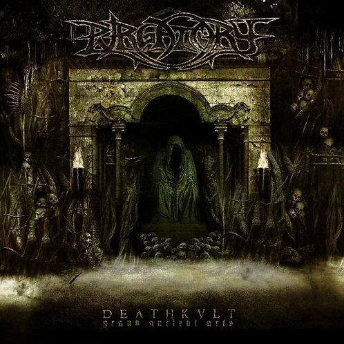 Purgatory - Deathkvlt - Grand Ancient Arts DIGI-CD (KS)