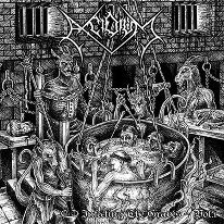 Excidium ‎– Infecting The Graves - Vol. 1 CD