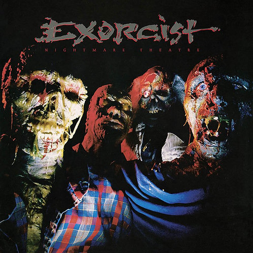 Exorcist - Nightmare Theatre 2xCD