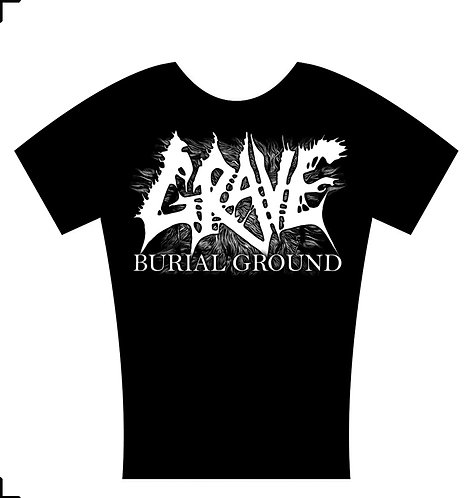 Grave - Burial Ground Size S Lady Fit SHIRT