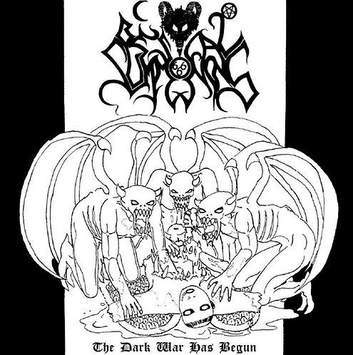 Bestial Summoning - The Dark War Has Begun LP