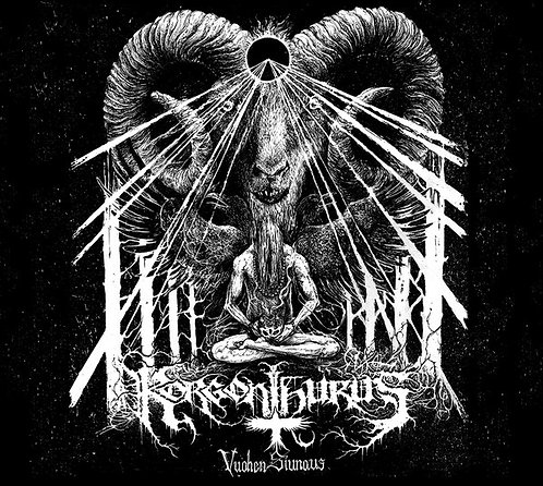 Korgonthurus – Vuohen Siunaus Digi-CD