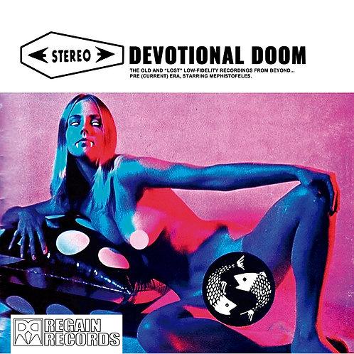Mephistofeles - Devotional Doom 2xTAPE (PRE-ORDER)