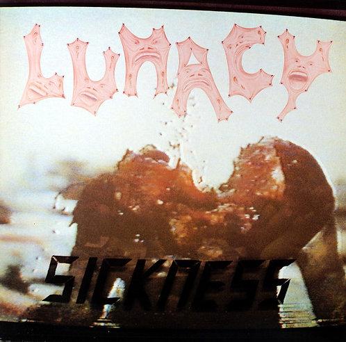 Lunacy - Sickness LP