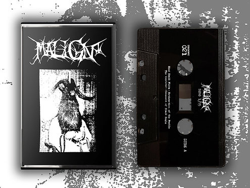 Malign - Demo 1/95 TAPE (White Tape)