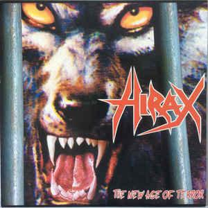 Hirax – The New Age Of Terror LP