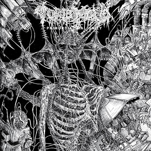 Tomb Mold ‎– Primordial Malignity CD