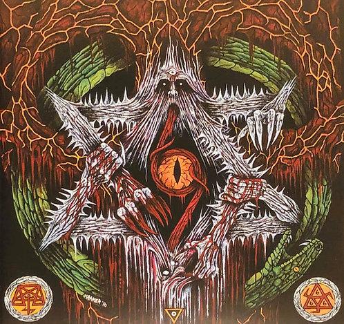 Nyogthaeblisz - Abrahamic Godhead Besieged by Adversarial Usurpation CD