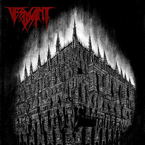 Vesicant - Shadows of Cleansing Iron DIGI-CD