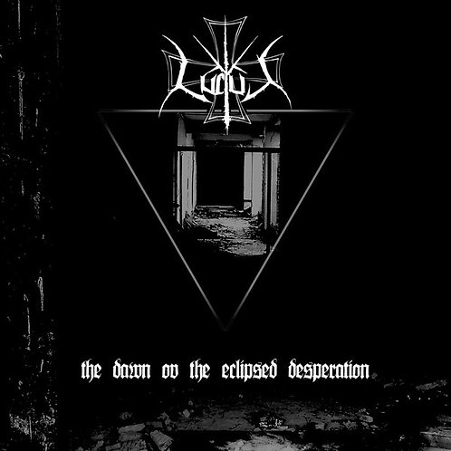 Luctus ‎– The Dawn Ov The Eclipsed Desperation CD