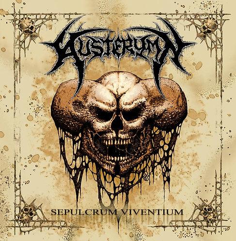 Austerymn - Sepulcrum Viventium CD
