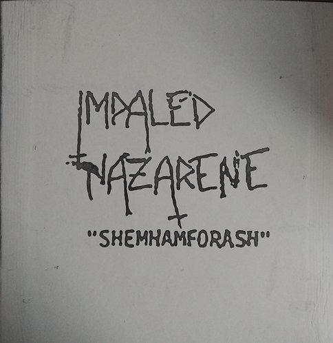 "Impaled Nazarene - Shemhamforash 10""LP"