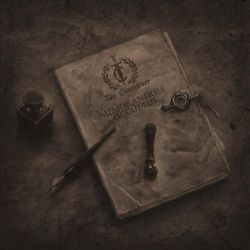 The Committee - Memorandum Occultus LP (Red/Black Splatter Vinyl)