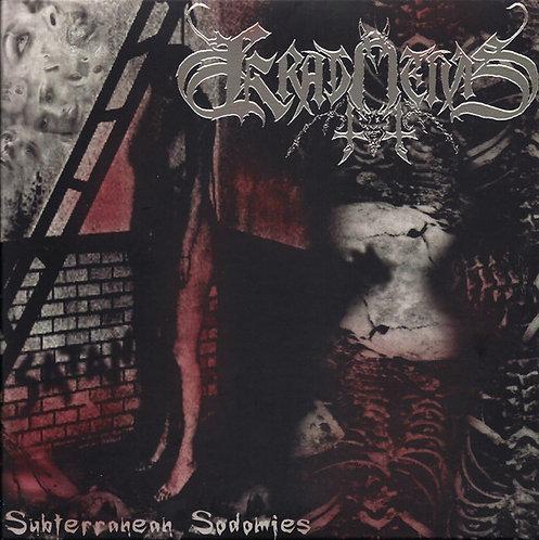 """Kratornas – Subterranean Sodomies 7""""EP"""