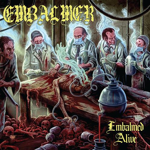 Embalmer – Embalmed Alive CD
