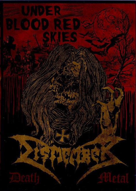 Dismember - Under Blood Red Skies 2DVD