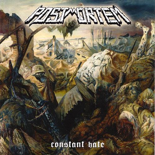 Postmortem - Constant Hate CD (KS)