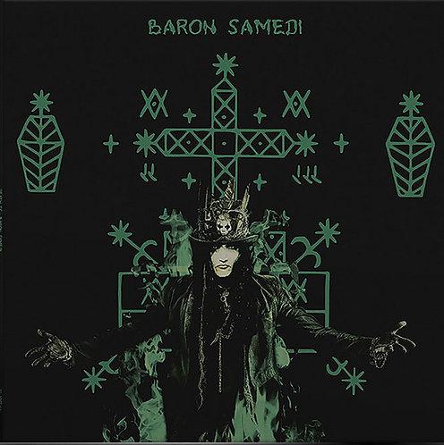 Death SS - Baron Samedi LP (Black Vinyl)
