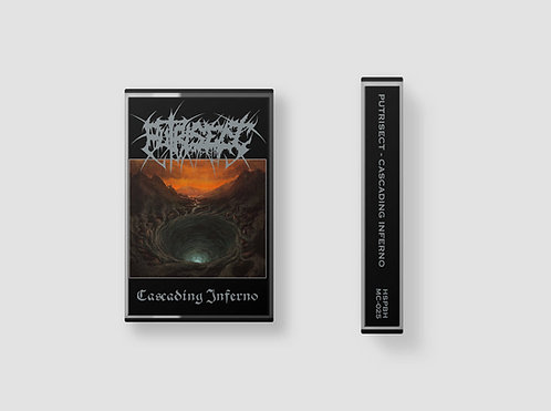 Putrisect - Cascading Inferno TAPE