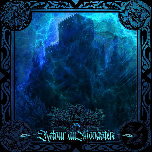 Malefice - Retour Au Monastere LP