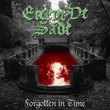 Eterne De Sade - Forgotten In Time CD