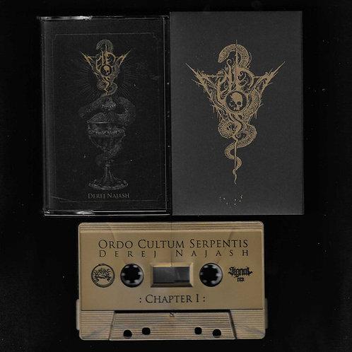 Ordo Cultum Serpentis - Derej Najash TAPE