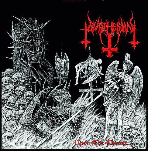 "Blaspherian - Upon the Throne.. of Eternal Blasphemous Death 7""EP"
